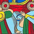 Vincent beckers carte tarot pape et saint nicolas