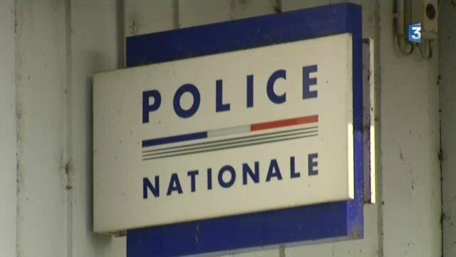 Police enseigne