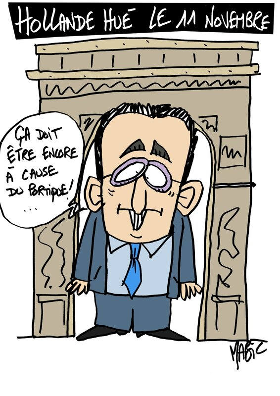 hollande portique