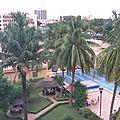 Chronique burkinabée - 1990 / 2005 (6/32). hôtels de ouagadougou.