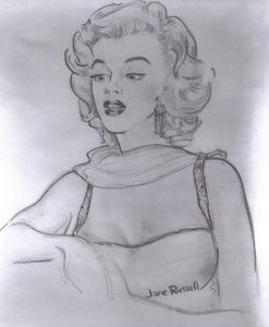 art_book_treasures_Marilyn1953parJaneRussell