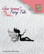 NELLIES CHOICE CLEARSTAMP FAIRY TALE 5
