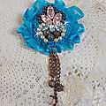 Broche belle epoque