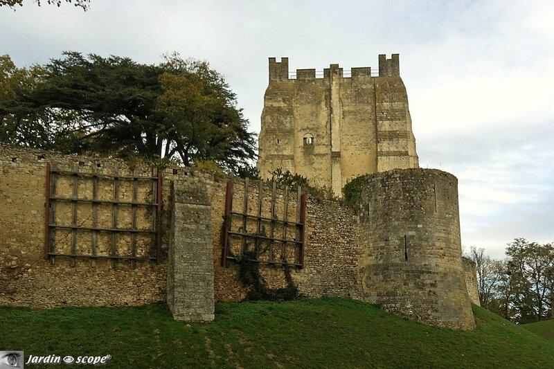 Tour Mondoucet du Château de Nogent-le-Rotrou