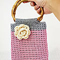vanillejolie crochet bag 2