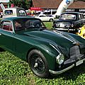 Aston martin db2 coupe 1950-1953