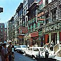 Chinatown New York City NY