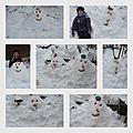 Snow-art à 6 mains