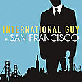 International guy #5 : san francisco de audrey carlan