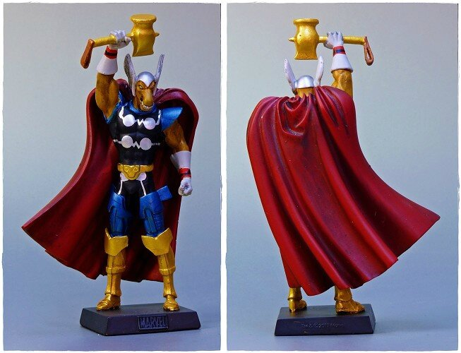 beta ray bill eaglemoss