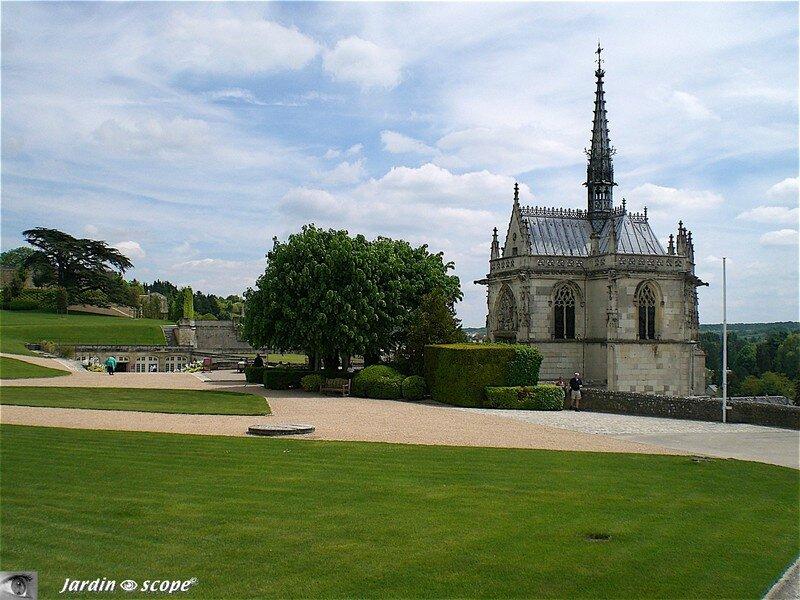 Chapelle du Château d'Amboise
