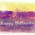 Happy willowday !