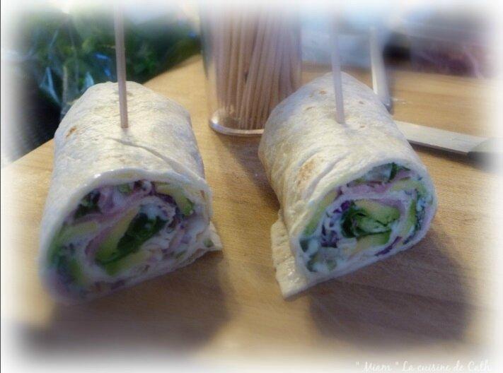 Wrap's green3