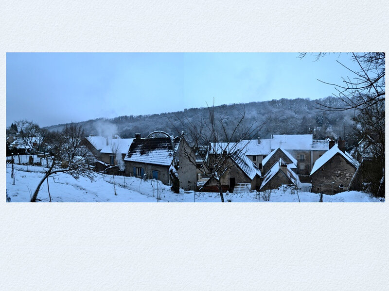 neige a chatel