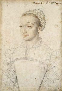 Marguerite vers 1542