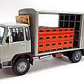 Berliet 560k brasseur. ixo pour hachette. collection berliet. #45. 1/43.