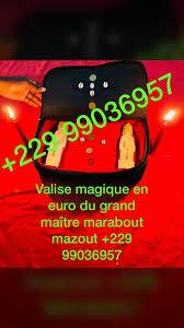 Valise magique en belgique