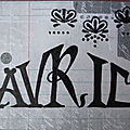 Atc lettering