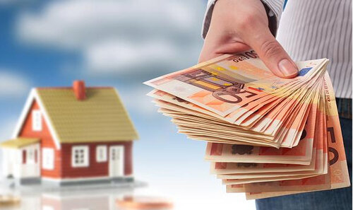 Offer of loans between individuals to people in difficulty