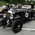 Bentley 3 litre speed 2seater sports tourer-1926