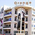 Orange : des remous en afrique