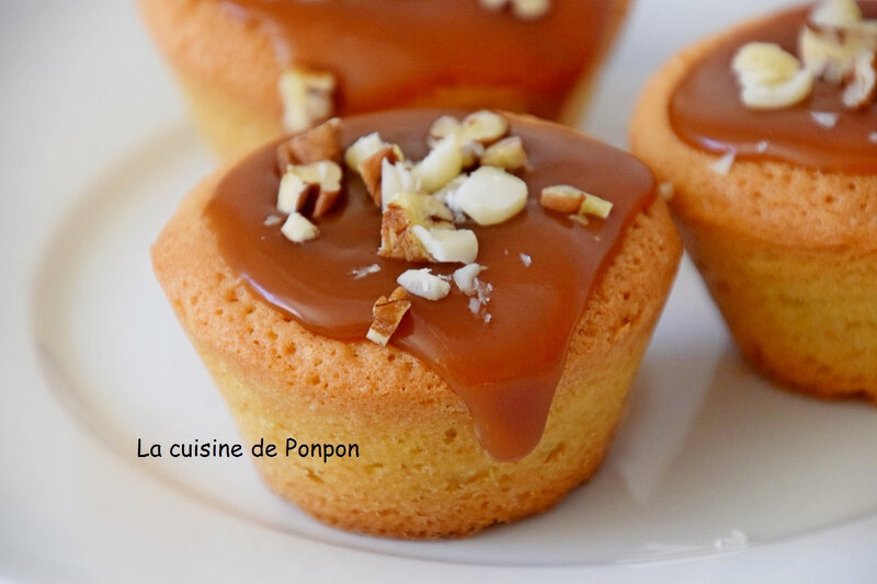 muffin au caramel et noix (9)
