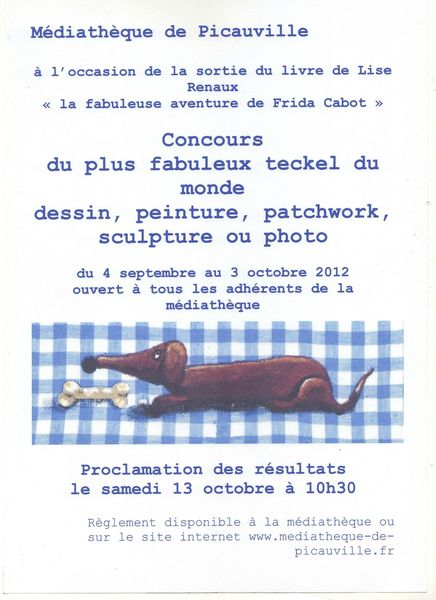 affiche concours Frida216