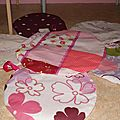 Tapis d'éveil home made