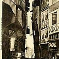 Ancien Nantes - Rue de la Poissonnerie 3