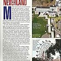 A tour of neverland - remember the king, 2010