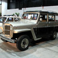 La jeep willys type 6230 4wd station wagon de 1962 (regiomotoclassica 2010)