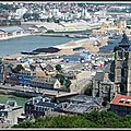 Le port du treport n'est plus en normandie