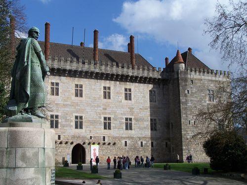Guimaraes château