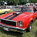 Chevrolet el camino-1976