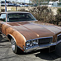 Oldsmobile cutlass supreme holiday hardtop coupe-1970