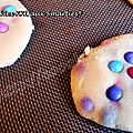 Cookies xxl aux smarties®