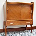 Petit mobilier ... meuble bar * nestor