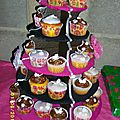 Cup cake buterfly