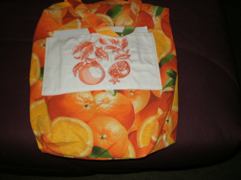 le sax orange 001
