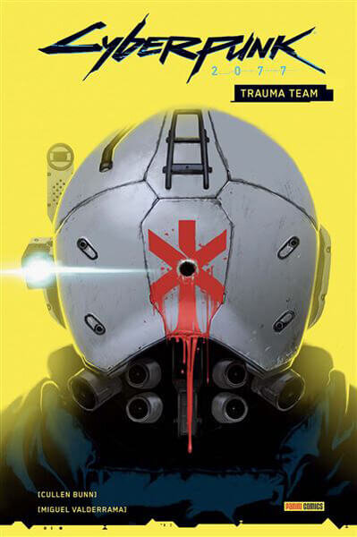 panini world of cyberpunk 2077 trauma team
