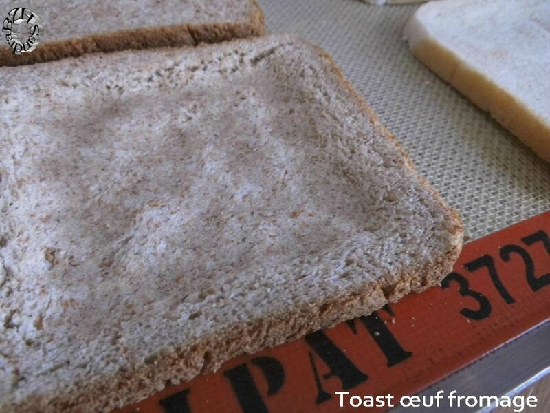 0504 Toast oeuf fromage 2