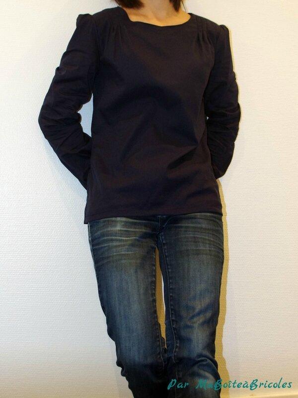 Top modèle C de Dressing Chic