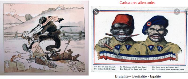Caricature allemande OK