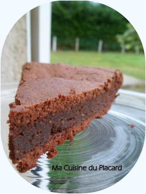 Gateau Au Chocolat Sans Beurre De C Felder Ma Cuisine Du Placard