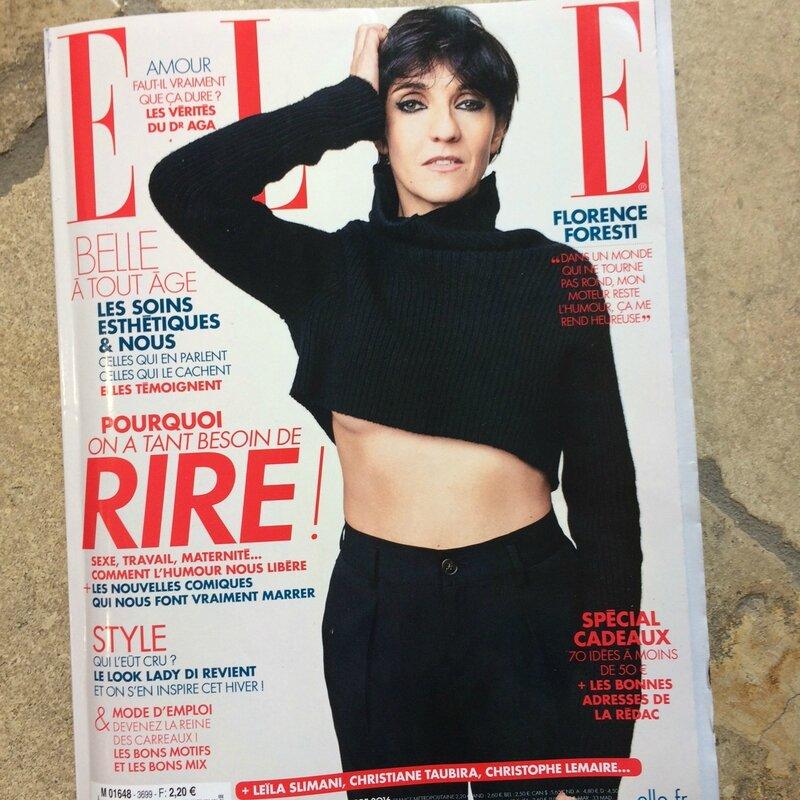 Brit Chic ELLE magazine novembre 2016 Boutique Avant Après 29 rue Foch 34000 Montpellier (4)