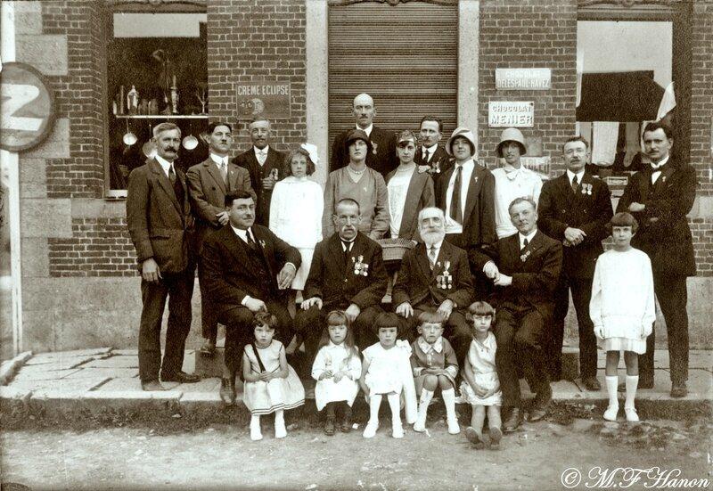 OHAIN - Groupe années 20
