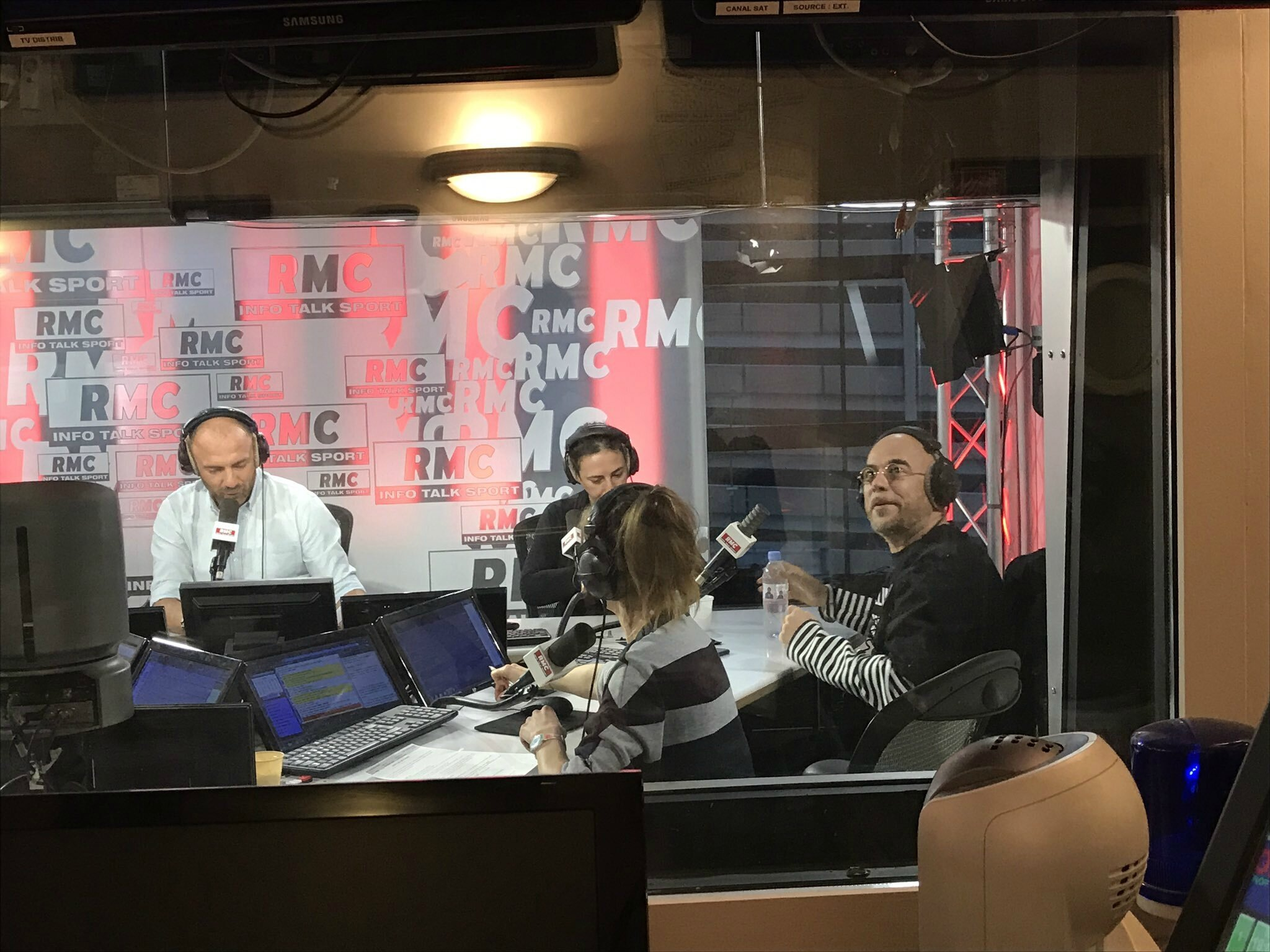 [PODCAST] Pascal Obispo invité exceptionnel de Team Duga sur RMC Sports