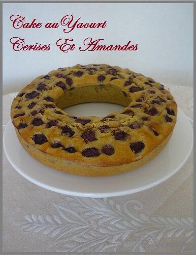 cake au yaourt et cerises 01