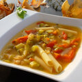 Minestrone froid