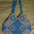 sac crochet bleu 2007